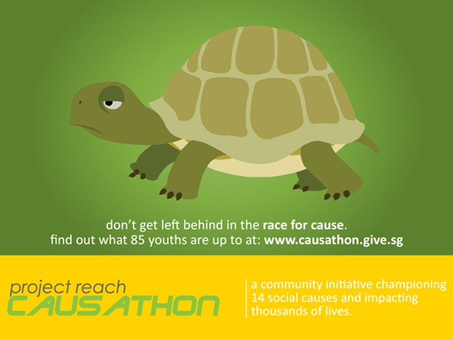 Project Reach Causathon