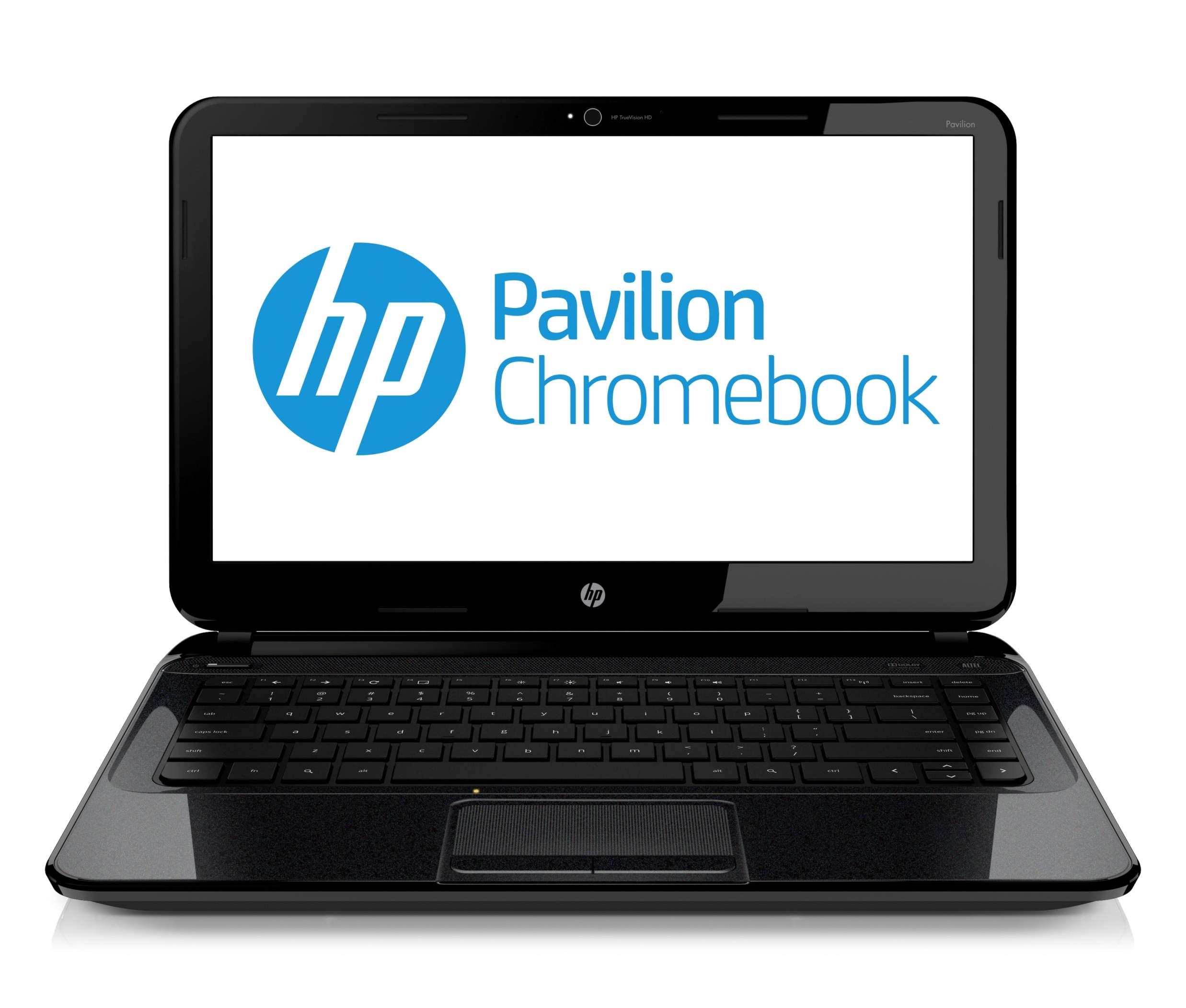 Press Release: HP Unveils Pavilion 14 Chromebook