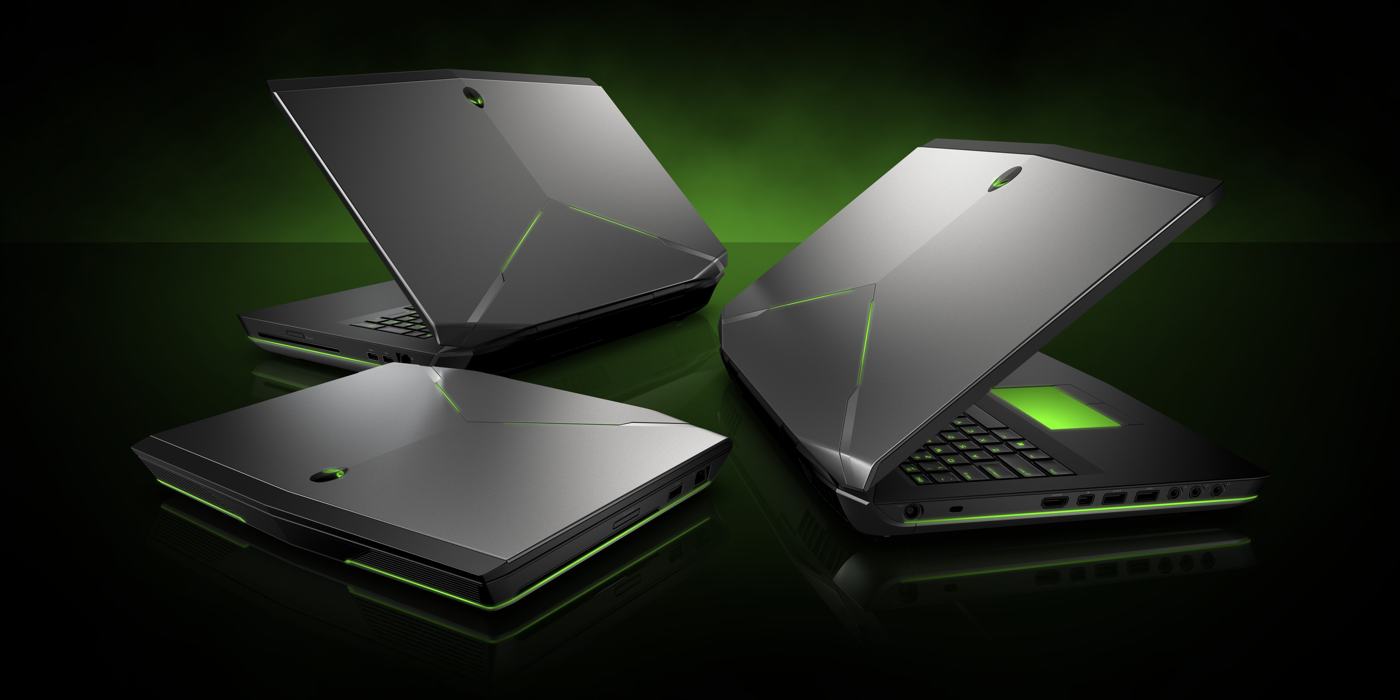 [Press Release] Alienware releases new high-performance PC gaming laptops