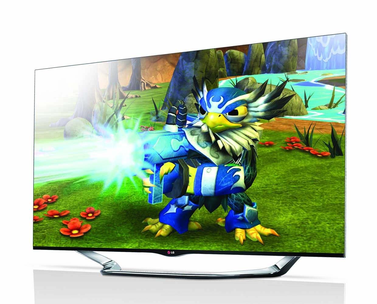 LG brings limited edition 'Skylanders Battlegrounds' bundle to Smart TVs