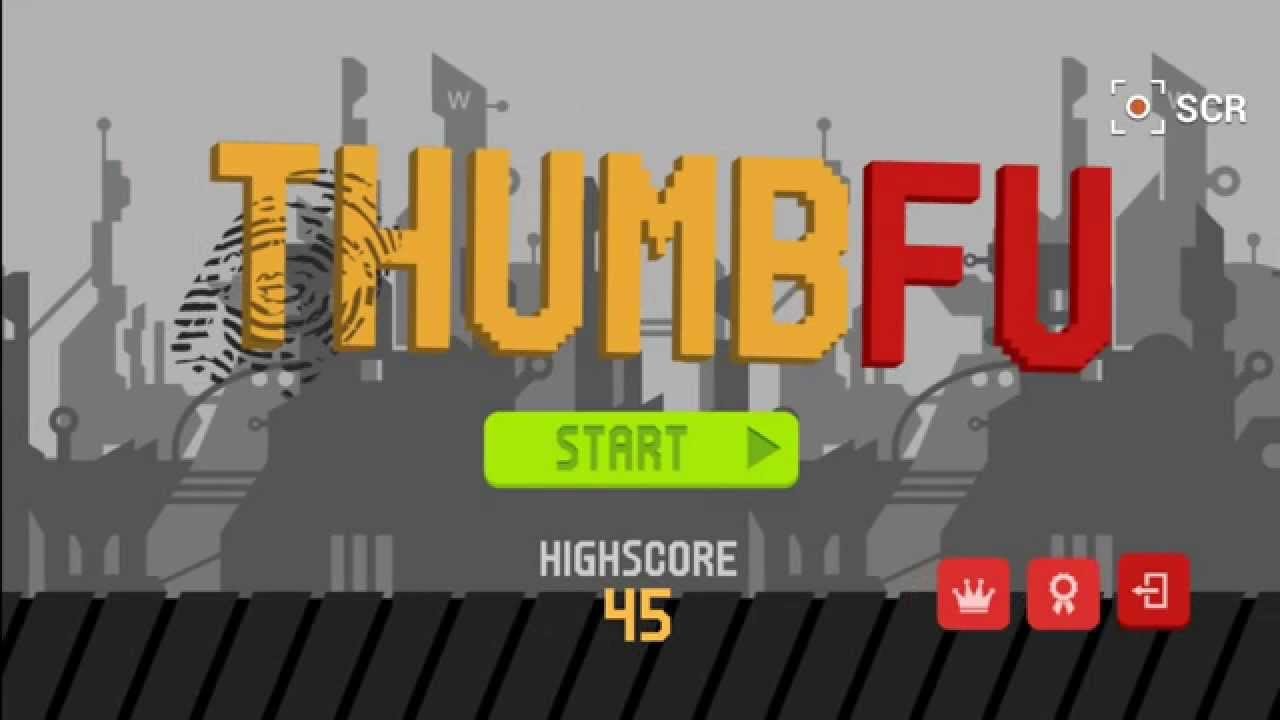 Thumbfu – additive and simple Android game