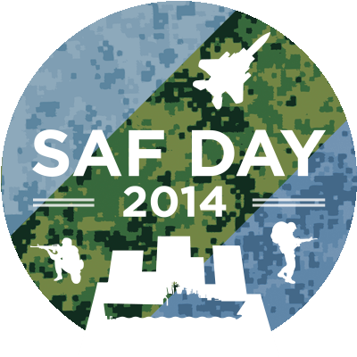 In support of SAF Day 2014
