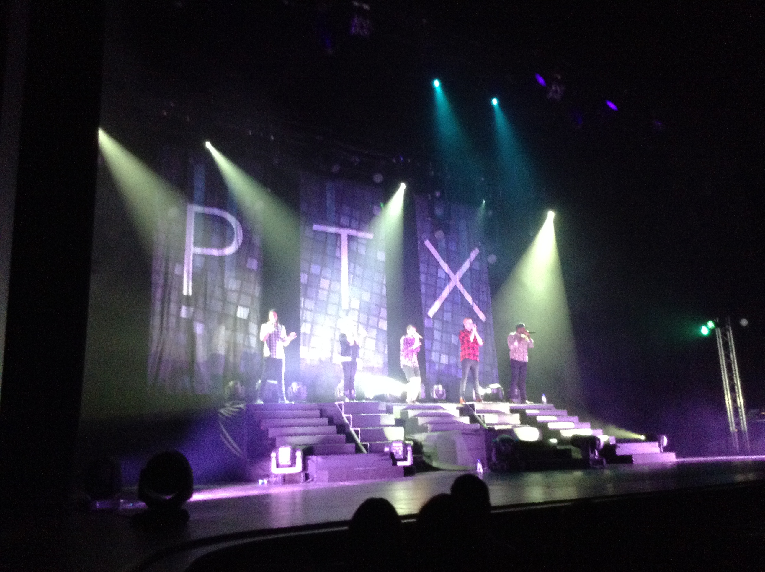 Pentatonix in Singapore