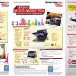 Lenovo COMEX 2014 Flyer – Consumer