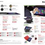 Lenovo COMEX 2014 Flyer – Think 1