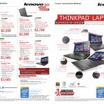 Lenovo COMEX 2014 Flyer – Think